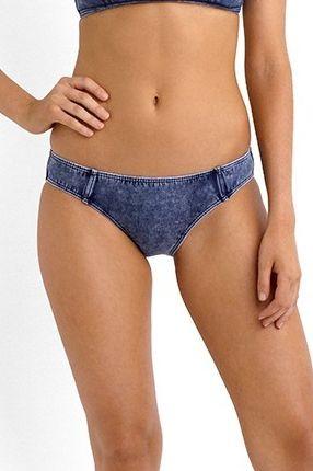 Deja Blue Hipster Bikini Pant -Denim