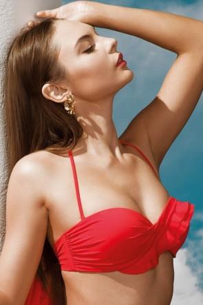 Charm Bandoe Swimbra Bikini Top