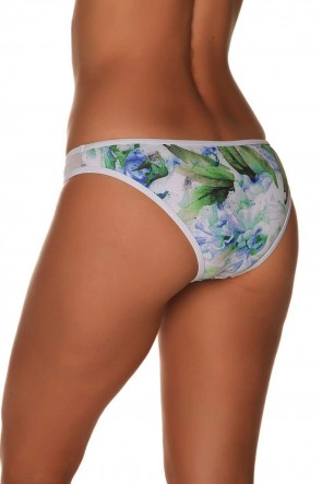 WILDE FOX CHEEKY BRIEF GARDENIA