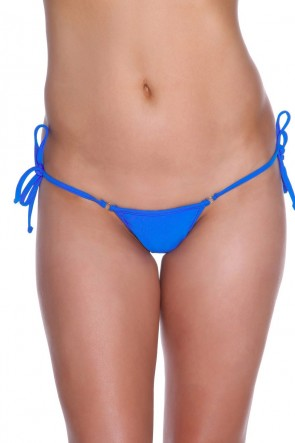 Brazilian - חלק תחתון ברזילאי בצבע כחול