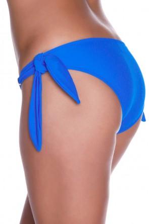 Angel - ביקיני תחתון בגזרה קלאסית כחול זוהר