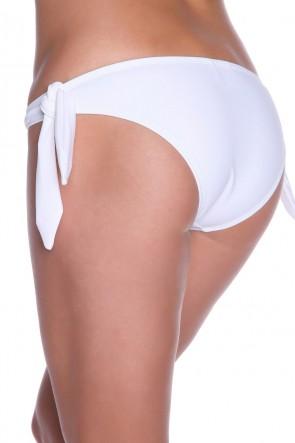 Angel - ביקיני תחתון גזרה קלאסית לבן