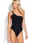 Active Multi One Sholder Swimsuit Seafolly