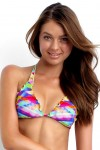 Prismatic Slide Triangle Bikini Top