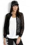 Horizon Luxe Sheer Mesh Jacket Seafolly